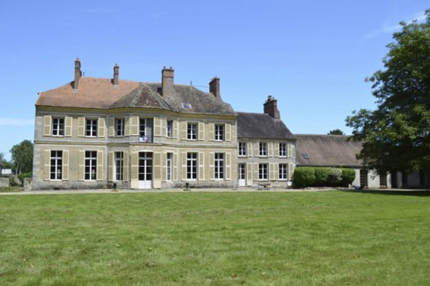 Château dans l'Essonne