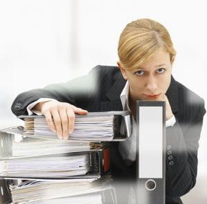 qui dit plus de responsabilités dit plus de stress.