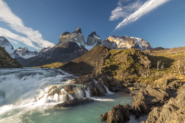 Le parc national Torres del Paine, Chili