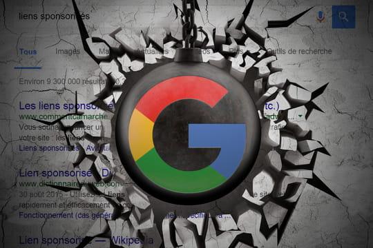 Google : quel est l'impact de l'ajout d'un 4e lien sponsorisé premium ?