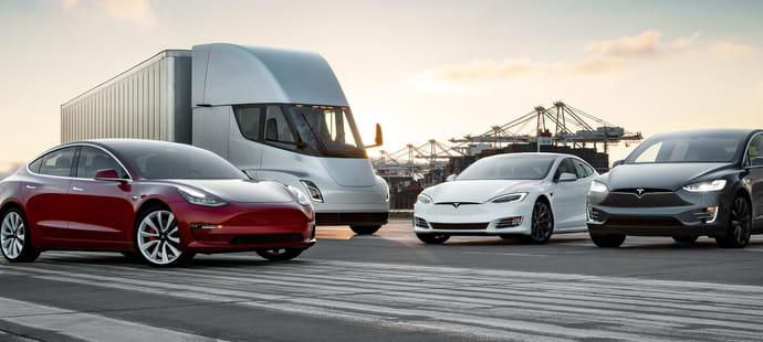 50000dollars investis dans Tesla en 2010, millionnaire en 2018