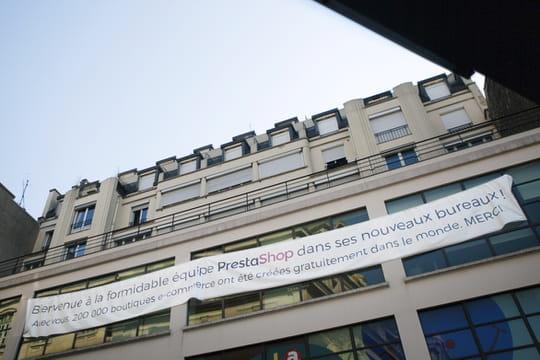Visite des tout nouveaux bureaux parisiens de prestashop en images
