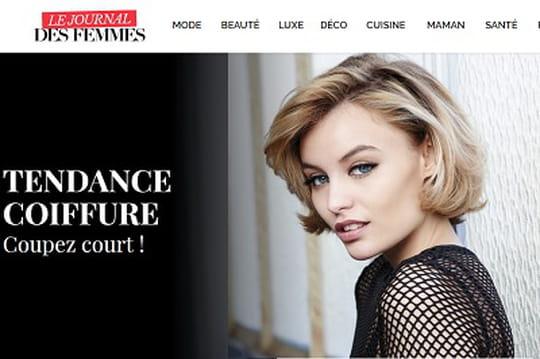 Le top 5des sites féminins en France