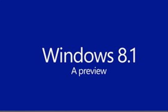 Windows 8.1: Microsoft corrige les premiers bugs