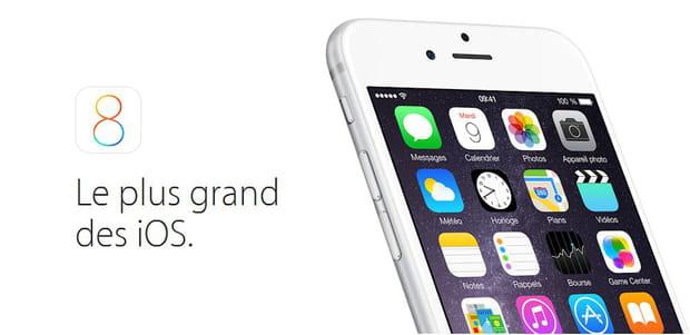 Un successeur pour iOS 8