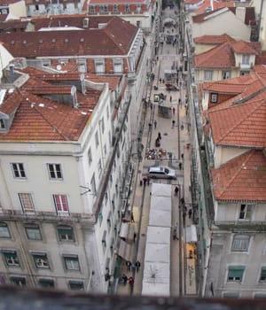 lisbonne, capitale du portugal.