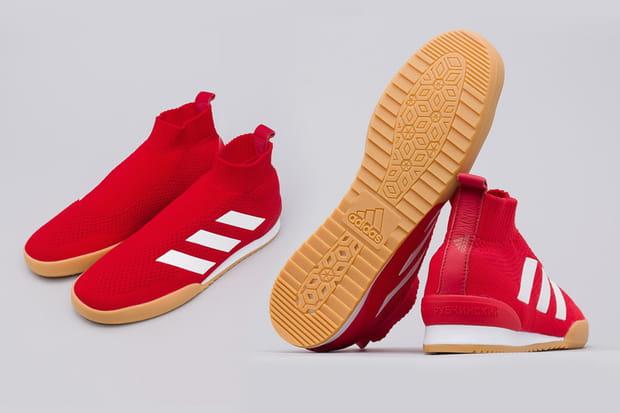Une paire d'Adidas Gosha Rubchinskiy