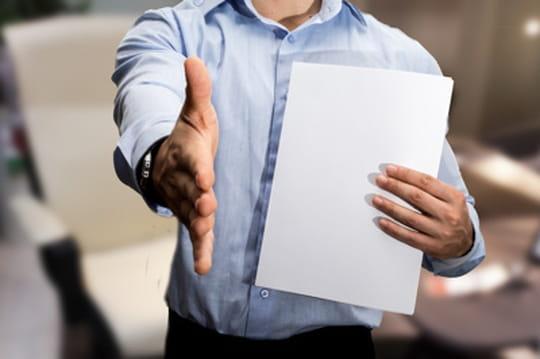 Vous réussissez votre entretien d'embauche lorsque...