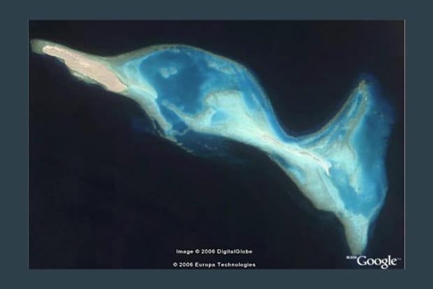 6 Arabie Saoudite - Ile dauphin