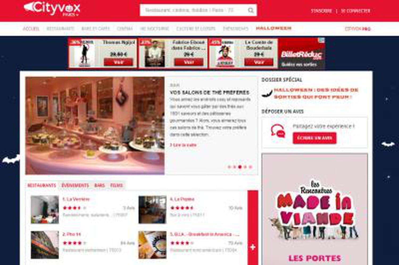 Yelp rachète le français Cityvox et ses 300000avis de consommateurs