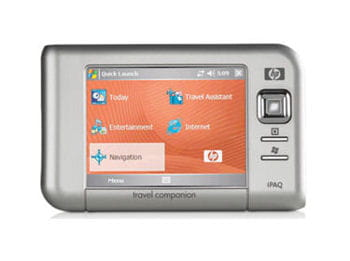 pda gps rx 5720 hp/tomtom