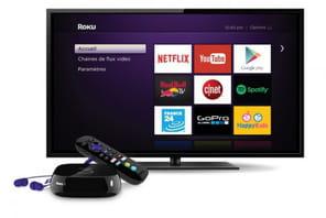 Streaming TV : Roku arrive en France pour concurrencer Chromecast et l'Apple TV