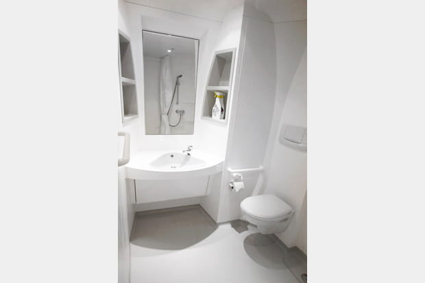 Des salles d'eau largement améliorées