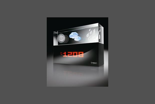 Station météo 3D