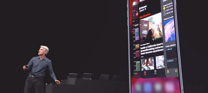 iOS13: les nouveautés à la loupe