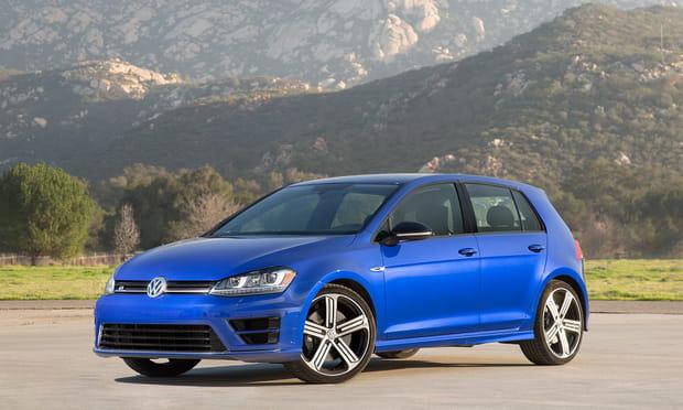 La Volkswagen Golf R, à partir de 29 000 euros d'occasion