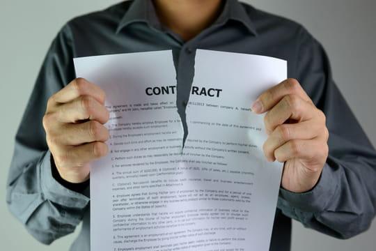 Lettre de licenciement par un particulier employeur