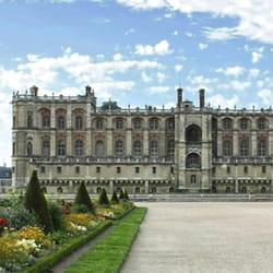 le château de saint-germain-en laye.
