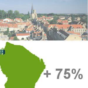apatou, en guyane, est la dixième ville française qui connaît la plus forte