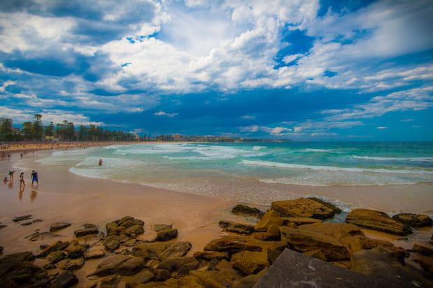 9e: Manly Beach, Sydney (Nouvelle-Galles du Sud), 62,03€ par jour