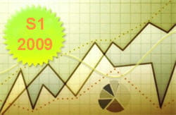 dix chiffres-clés qui ont marqué le premier semestre 2009 en france et dans le