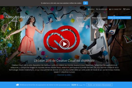 Creative Cloud 2015 : de nouveaux services graphiques 100% cloud
