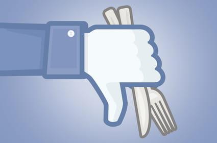 Sur Facebook, les marques de food se sont mises à la diète
