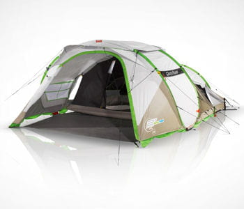 tente 2seconds xxl4 illumin fresh de quechua, 249,95 euros.