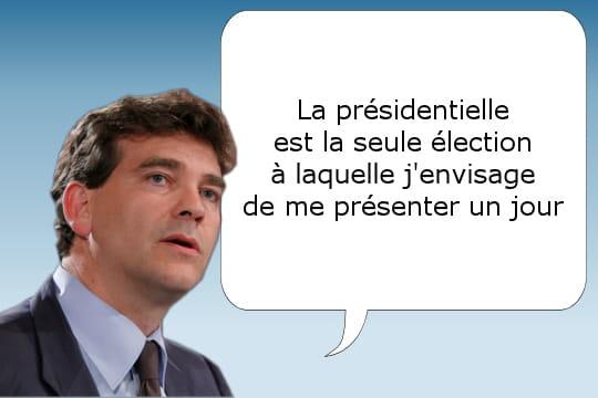 Ambition présidentielle
