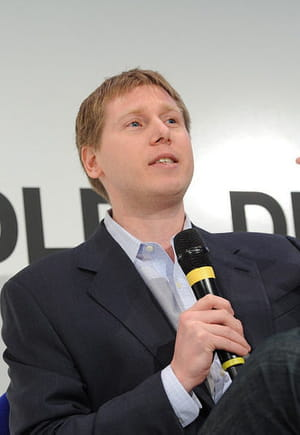 barry silbert, ceo de secondmarket et fondateur du bitcoin investment trust.