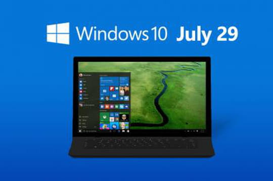 Windows 10sera lancé le 29juillet dans 190pays