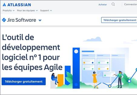 Jira: la référence des outils de gestion de projet agile