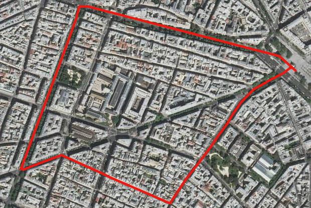 13e: Arts-et-Métiers (3e arrondissement)