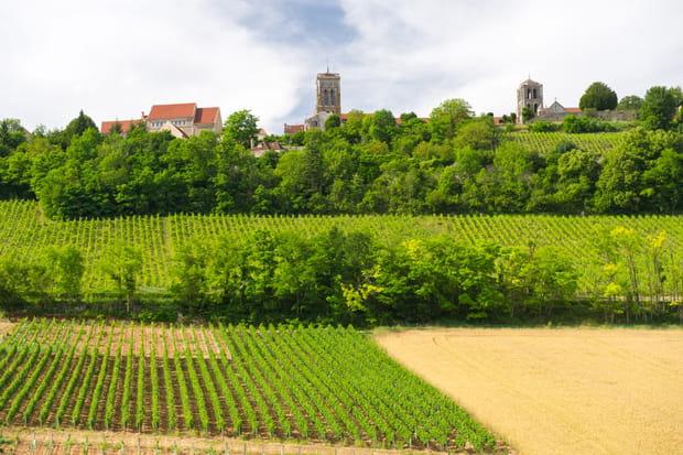 Côte-d'Or, Bourgogne, France