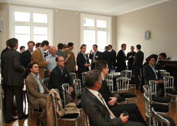 une douzaine d'investisseurs potentiels est venue rencontrer dix entrepreneurs