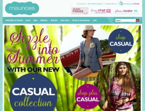 maurices.com, l'un des sites marchands d'ascena retail group