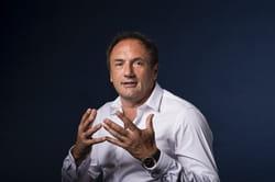 """Ludovic le Moan (Sigfox) """"Sigfox se focalise sur le raffinage de la donnée et vendra ses réseaux français et américain en 2021"""""""