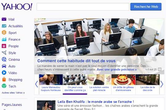 Yahoo France licencie 29 personnes