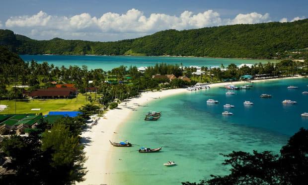 Ko Phi Phi (Thaïlande): ressuscitée