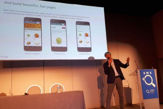 Au SMX Paris, (encore) un format de Google promu pour le mobile