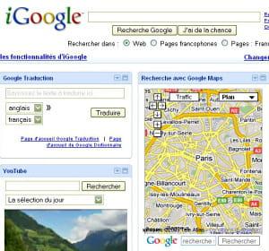 google gagnetrois places.