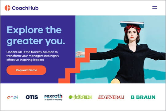 Coaching digital: CoachHub porte sa série A à 21millions de dollars