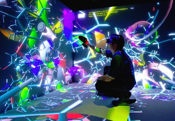 Techviz: la réalité virtuelle à la française