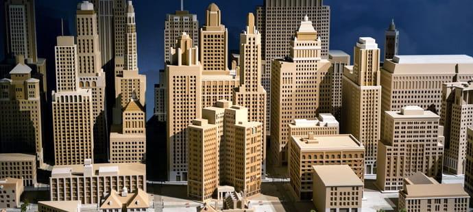 Pour mieux construire, les villes passent (lentement) à la maquette 3D