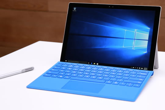 Surface Pro 4 : le test