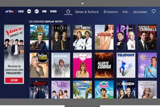 TF1 s'inspire de Netflix pour refondre MyTf1