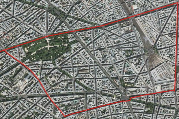 11e: Europe (8e arrondissement)