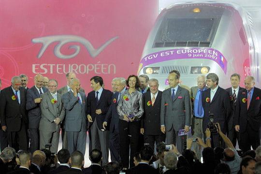 Le TGV Est Européen