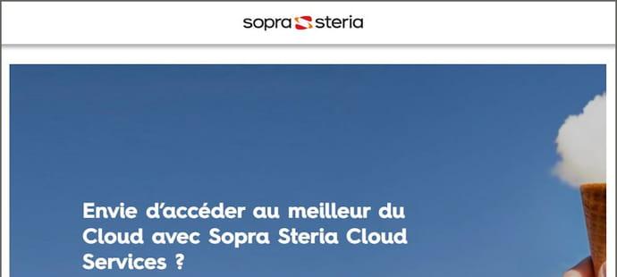 Sopra Steria lance son cloud dans la fusée OVH