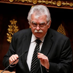 andré chassaigne, député du puy-de-dôme.